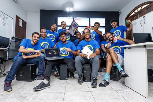 Equipe de Desenvolvimento
